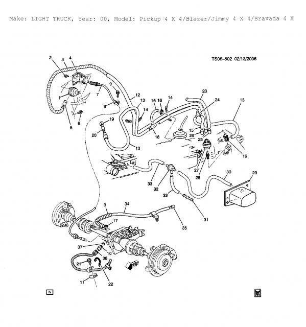 Oldsmobile Electrical Diagram Html further Page3 as well 0dh3n Need Find Vacuum Hose Diagram 1991 Ford moreover RepairGuideContent as well Corvette Crossfire Engine. on 1986 chevy blazer vacuum hose diagram