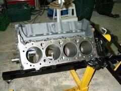 85 Chevy Shortbox - engine rebuild