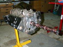 85 Chevy Shortbox - engine rebuild 7